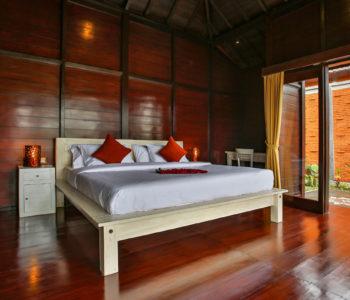 Kayangan Ubud Villa King Bed