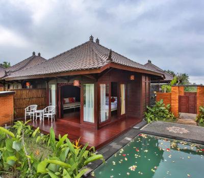 Kayangan Ubud Villa Pool Side Villa Full