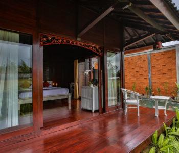 Kayangan Ubud Villa Terrace