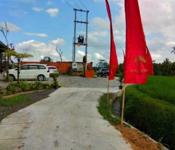 Front Kayangan Ubud