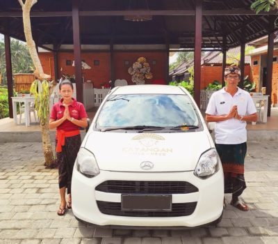 villa in ubud Shuttle Service