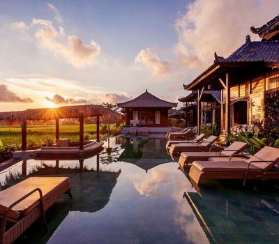 2 pool side villa ubud